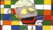 Cartoon Cartoon Fridays 2002 NEW Robot Jones Episode Promo
