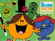 Mr men show season 2 poster