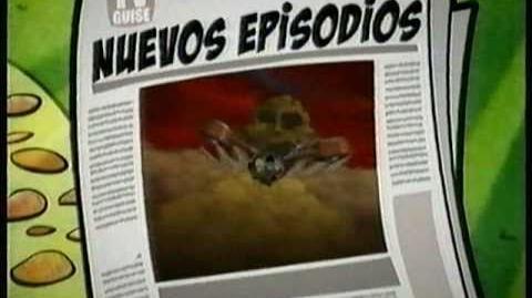 Novedades de Octubre - Cartoon Network 2010