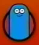 Bloo Yes Icon