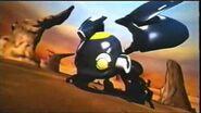 Julio 2005)- Tandas durante Toonami (Samurai X)