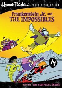 Frankenstein Jr. and The Impossibles DVD.jpg