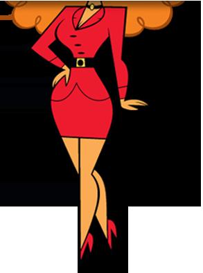 Personaje - Señorita Bello.png