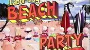 Labor Day Beach Party - Cartoon Network - Promo - 2009