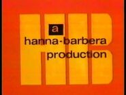 Vintage Closing logos - Hanna Barbera early HB boxes (1966 - 1969)
