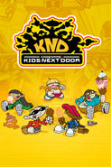 Codename- Kids Next Door HBO Max cover