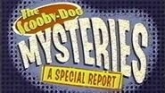Cartoon Network promo - The Scooby-Doo Mysteries- A Special Report (1996)