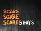 Scare Scare Scaresdays