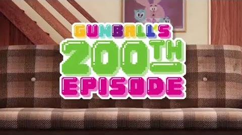 Gumball's Couch Party