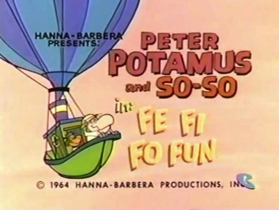 The Peter Potamus Show