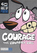 Courage the Cowardly Dog Season One DVD