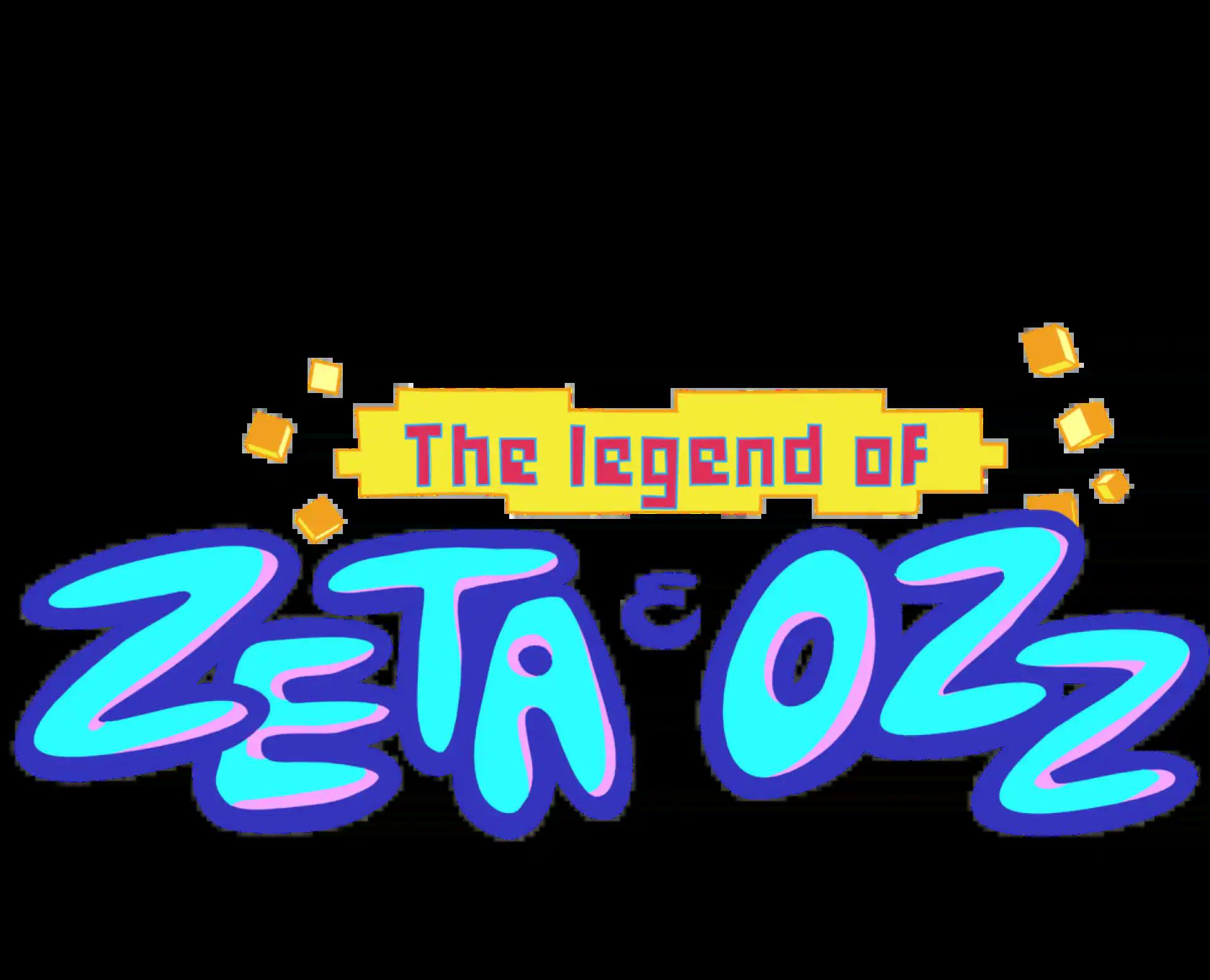La Leyenda de Zeta y Ozz