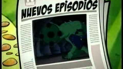 Novedades de Noviembre - Cartoon Network 2010
