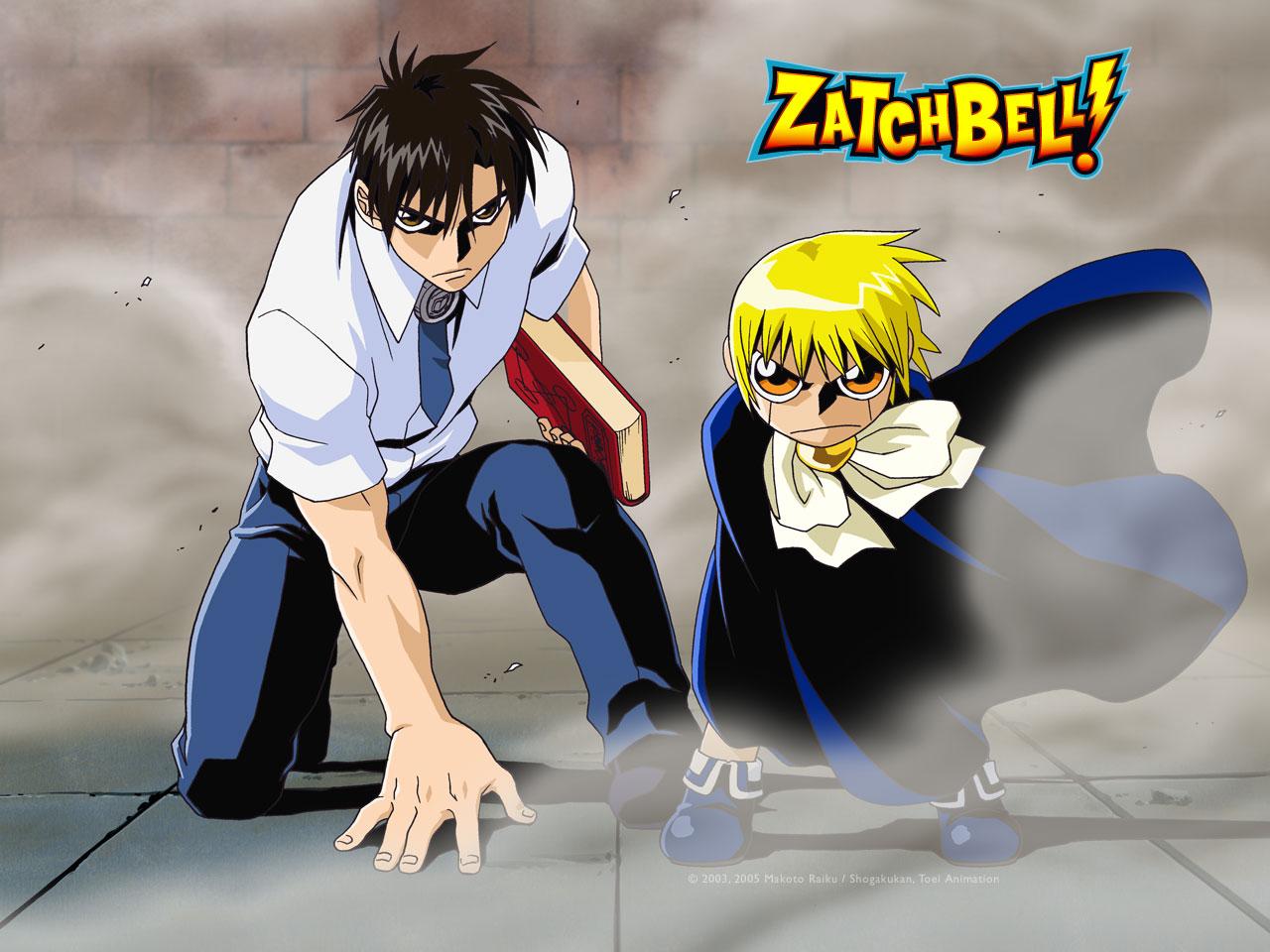 Zatch Bell!