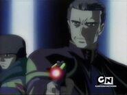 Disco Laser Gun in Gundam Seed on Toonami