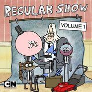Regular Show iTunes Volume 1 Cover