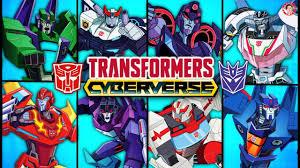 Transformers Cyberverse The Cartoon Network Wiki Fandom