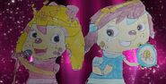 Princess Fleur and Queen Sally - Royal Rocks