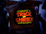 Courage's Trick or Shriek Marathon