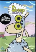 Sheep in the Big City UK DVD