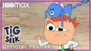 Tig N' Seek Official Trailer HBO Max Family