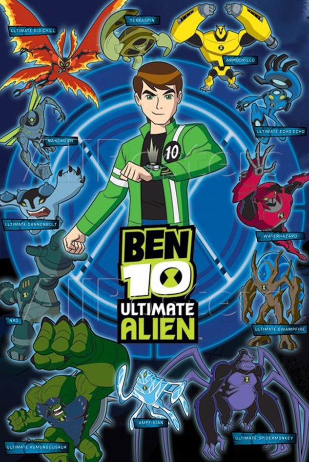 Ben 10 Ultimate Alien/Bilgi