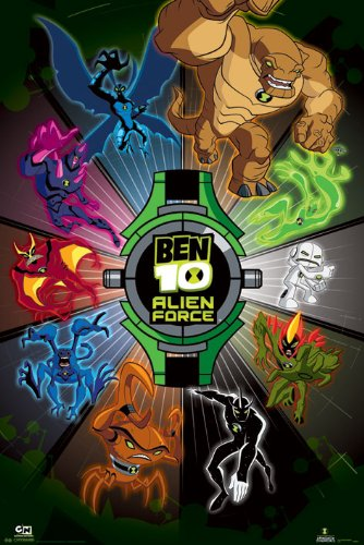 Ben 10 Alien Force/Bilgi