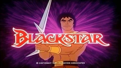 Blackstar (1981) - Intro (Opening)