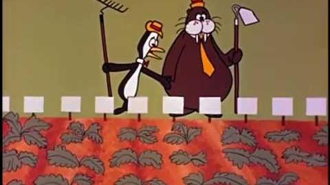 Tennessee Tuxedo - Irrigation Irritation - 1963