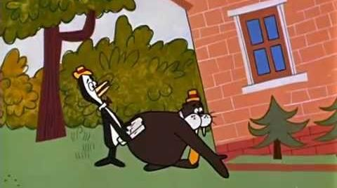 Tennessee Tuxedo - Lever Levity - 1964