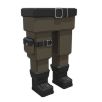 Terrorist Basic Taylor Pants .png