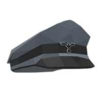 Axis Rare Honor Guard Helmet .png