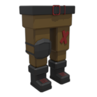 Terrorist Common Scarlet Bandit Pants .png