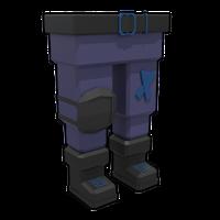 Terrorist Common Sapphire Bandit Pants .png