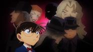 Detective Conan - Black Organization
