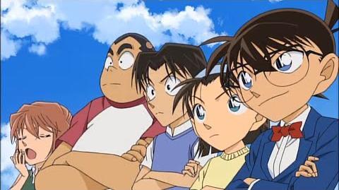 Detective Conan Opening 34 - Kimi no Namida ni Konna ni Koi Shiteru