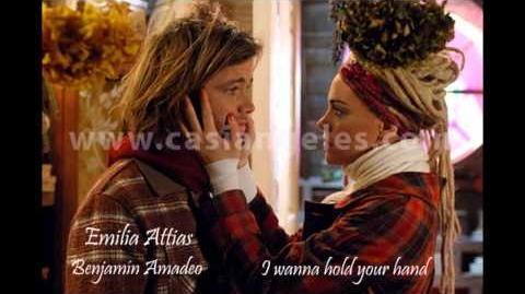 Emilia_Attias_y_Benjamín_Amadeo_-_I_wanna_hold_your_hand