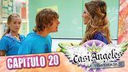 Casi Angeles Temporada 3 Capitulo 20 ANTES