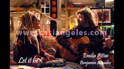 Emilia_Attias_y_Benjamín_Amadeo_-_Let_it_be