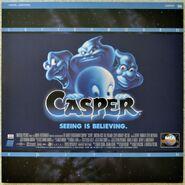 Casper laserdisc