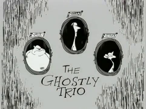The Ghostly Trio (episode)