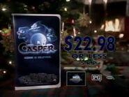 """""""Casper"""" VHS Release Commercial - 1995"""