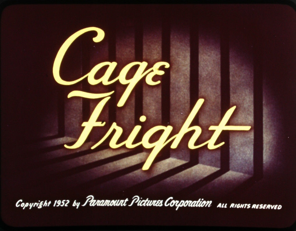 Cage Fright