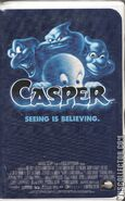 Casper VHS Front Cover