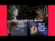 Casper Meets Wendy on VHS advert (1998, UK)