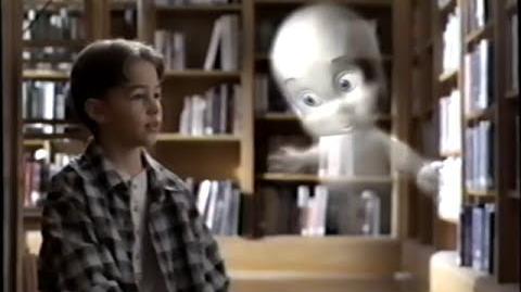 Casper - A Spirited Beginning (1997) Trailer (VHS Capture)