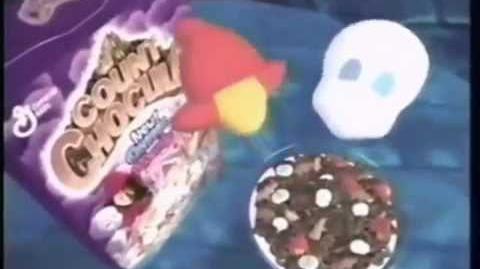 Count Chocula Ad- Casper Meets Wendy (1998)