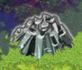 A iron ore deposit