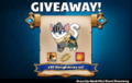 Knightniss Giveaway