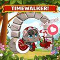 Mrs Paws Timewalker